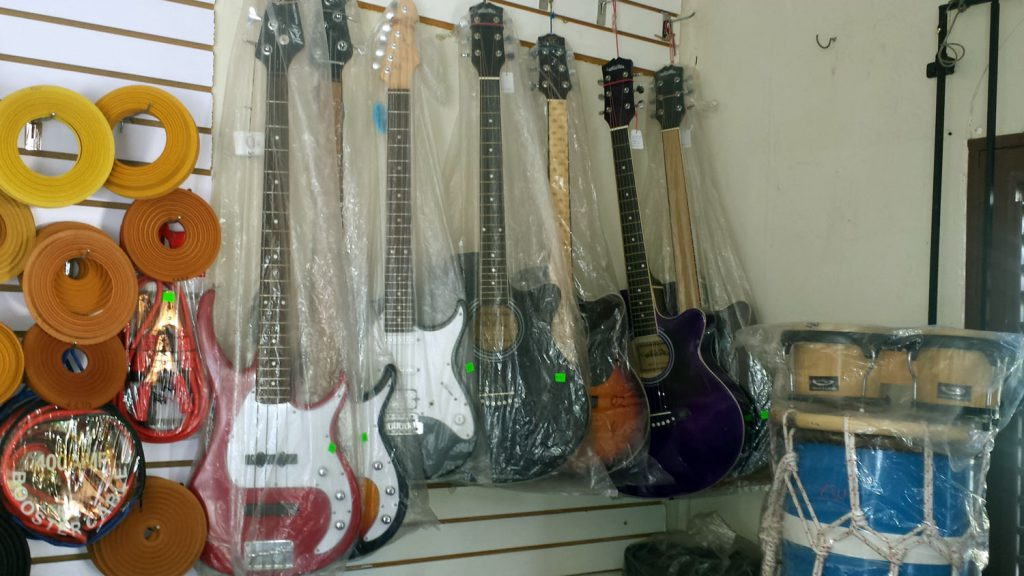 Running Music Equipment Shop to Make Big Money